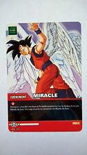 Carte Dragon ball Z Miracle DB-385