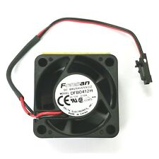 NEW Delta Electronics DFB0412H 40mm x 20mm 12V DC High Speed Cooling Fan, Fonsan