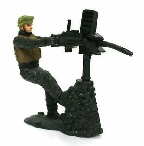 Chap Mei Soldier Force Machine Gun Figure 3.75'' F307