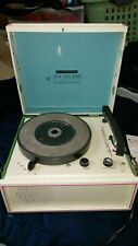 sears silvertone record player solid state sound
