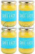 Ghee facile Organic Ghee - 500 g (Pack de 4)