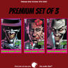 BATMAN THREE JOKERS #3 (OF 3) PREMIUM SET OF 3 G,H & I COVERS 1st Print PREORDER
