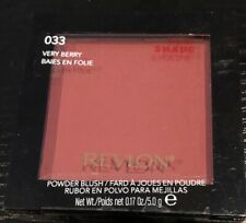 Revlon Powder Blush, 033 Very Berry New Sealed