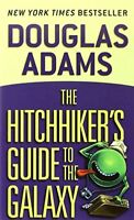 The Hitchhiker's Guide to the Galaxy-Douglas Adams