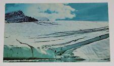 VTG RPPC POSTCARD COLUMBIA ICEFIELDS POSTED 1963 KIMBERLEY B.C. GRAND RAPIDS MI