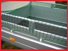 Anhängernetz Abdecknetz Container 4 x 4 m knotenlos 400x400cm