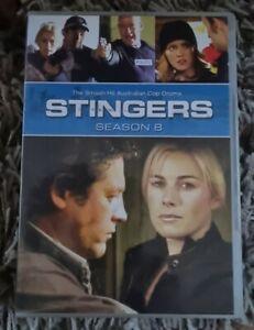 Stingers Season 8 dvd