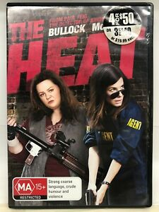 The Heat - DVD - AusPost with Tracking