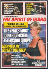 A Seance to Contact The Spirit of Diana (DVD, 2004, Tabloid Cover) Princess DI
