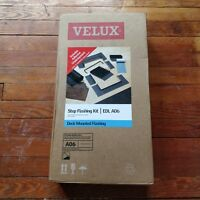 Velux Step Flashing Kit For Skylight EDL A06 Grey Deck Mounted