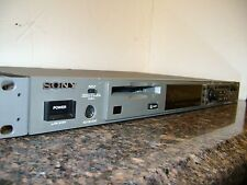 Sony MDS-E12 Professional MiniDisc MD Recorder/ Player