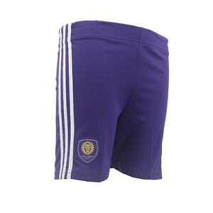 Orlando City SC Official MLS Adidas Apparel Infant Toddler Size Athletic Shorts