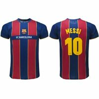 Trikot Messi Barcelona Offizielle Fcb Barcelona Home Blaugrana 2020 2021