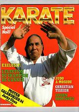 ►REVUE KARATE  99/1983 - JACKY CHAN - SERGE MAIRET - LUCIEN RODRIGUEZ - TBE