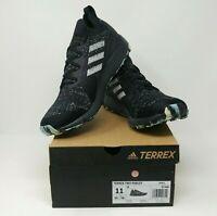 Adidas | Terrex Outdoor Two Parley Hiking Shoe - Mens 11, Black