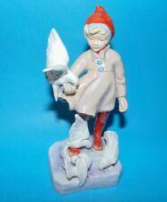 Unboxed Ornament Decorative Royal Worcester Porcelain & China