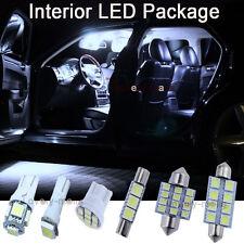 New Premium White Light SMD Interior LED Package Kit For Acura MDX 2001-2006
