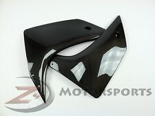 2007 2008 Yamaha YZF R1 Upper Side Mid Panel Fairing Cowling 100% Carbon Fiber