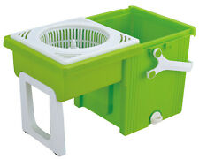Kawachi 360 Easy Spin Mop's Foldable Mop Square Bucket K291