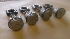 HONDA NC35 RVF400 Pistons and con rods x 4