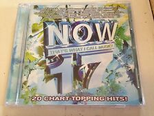 NOW THAT'S WHAT I CALL MUSIC #17 CD U.S. SERIES FREE SHIPPING VG