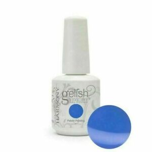 15ML Gelish Harmony Base Soak-off Patent Pending Gel Color Nail Polish ORIGINAL