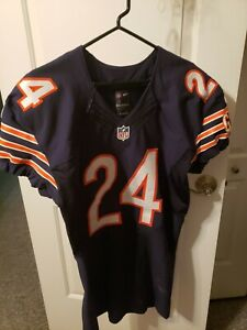 JORDAN HOWARD BEARS ROOKIE NFL GAME ISSUED PLAYER JERSEY