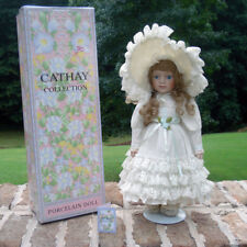 "Dolls - New CATHAY Depot Collection 16"" Porcelain Doll – Her name is Diana"