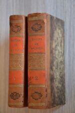 Paraphrase sur les épitres de Saint Paul / 1665 / 2 volumes / Reverand Godey