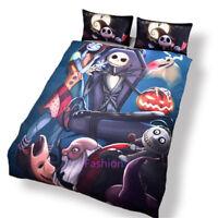 Single/Double/Queen/King Size Bed Quilt/Doona/Duvet Cover Set Horror Story