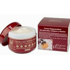 Crema regeneradora jalea real colágeno elastina 100ml Regenerative cream royal j