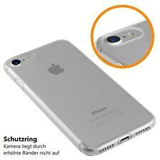 mumbi Schutzhülle für iPhone 8 / iPhone 7 Hülle transparent (UV beschichtet +...