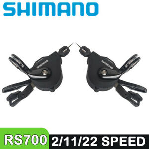 SHIMANO 105 SL RS700 Shifter Shift Lever 2 or 11 Speed RAPIDFIRE PLUS Flat Bar