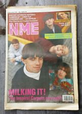 NME Inspiral Carpets Cover – November 10, 1990 – Teenage Fanclub Candy Flip