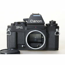 Canon F-1 New Kamera mit AE-Prisma - SLR Kamera - Body - Gehäuse - 251720