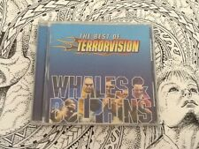 """TERRORVISION  """"The Best Of.. Whales & Dolphins"""" (CD) HARD ROCK"""