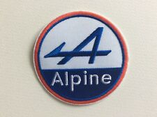 A302 PATCH ECUSSON ALPINE RENAULT 8 CM