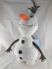 Disney Frozen Olaf Plush Doll Backpack Snow man Bag Elsa's Anna's Friend MW Tag