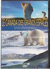 DVD LE CANADA DES GRANDS ESPACES terre d'extremes READER'S DIGEST