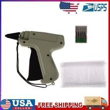 Clothes Garment Price Label Tagging Tag Gun 31000 Barbs 5 Needles