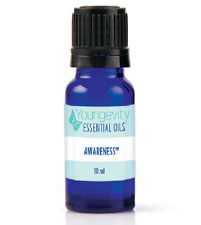 Youngevity Awareness Essential Oil Blend 10ml by Dr Wallach