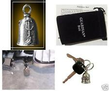 IN MEMORY OF OUR FALLEN HEROES MOTORCYCLE BIKER GUARDIAN BELL PROTECT YOUR RIDE