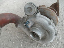 Iveco Turbolader 53279707097