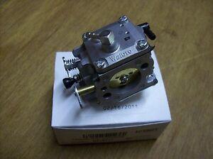 Wacker BTS630 / BTS635s Cutoff Saw Carburetor New OEM 0213777