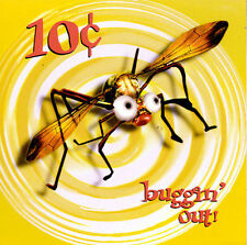 Buggin' Out 10 Cents MUSIC CD