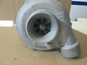 Turbocharger 5327-970-6533 MERCEDES-BENZ ACTROS