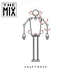 KRAFTWERK - THE MIX DIGITALLY REMASTERED CD ALBUM (2009)
