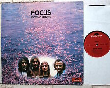 FOCUS – Moving Waves  LP  Polydor – 2310 150 * Germany