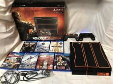 Sony PS4 Call of Duty:Black Ops III 3 Limited Edition 1TB Console+ Games