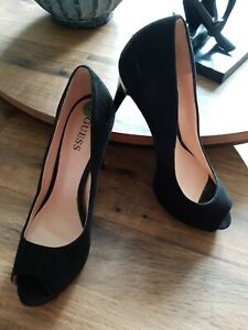 Guess shoes size 6.5 Bnwob